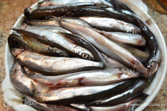 В этот раз рыбка оказалась очень красивой и любимого размерчика! Рыбу промыть,посыпать любимыми специями, соль, сок лимона и дать постоять мариноваться 30 минут.