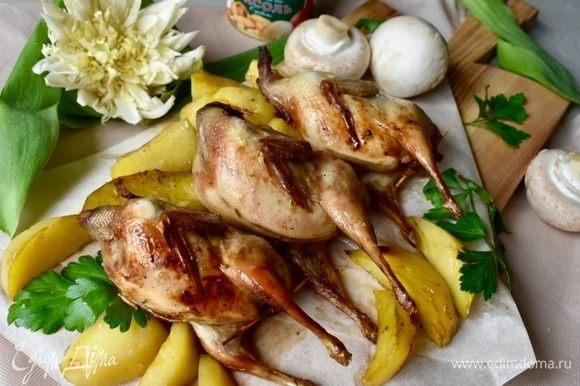 Садимся за стол, пробуем и наслаждаемся домашней вкусной едой, в кругу родных и близких людей. Приятного аппетита и веселых всем праздников!