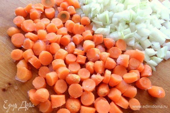 Я брала замороженную морковь-бэби, количество примерно как обычной морковки.