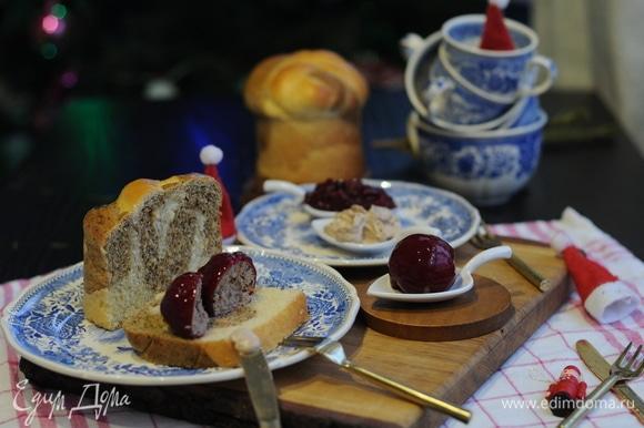 Завтрак французских королей.