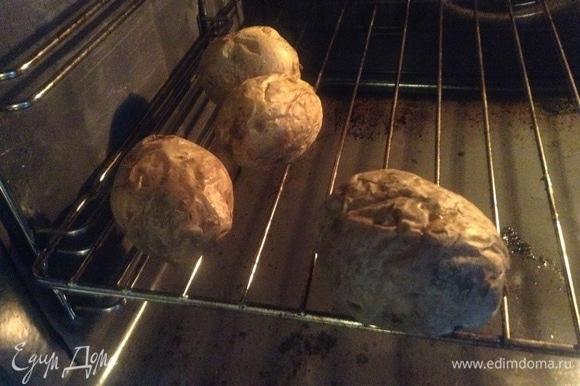 Чуть не забыл: можно в духовку, конечно, картошку, перец, тыкву добавить, да что угодно.