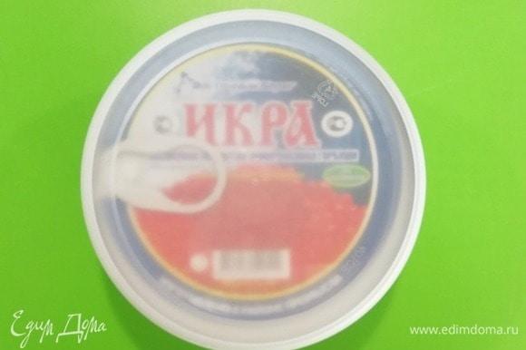 Икра горбуши ТМ «Восточный берег» продается в замороженном виде.