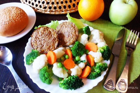 Печеночное суфле полезно и взрослым, и детям! Вкусное семейное блюдо! Всем приятного аппетита!
