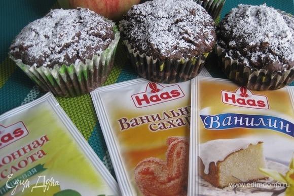 С брендом Haas выпечка всегда получается на ура.