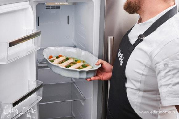 Поставьте в морозильник Körting до полного застывания. Функция «Super Freeze» — моментальная заморозка продуктов сохраняет их питательные вещества, внешний вид и витамины.