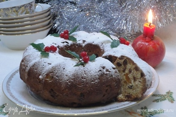 Всем веселого Нового года и светлого Рождества!