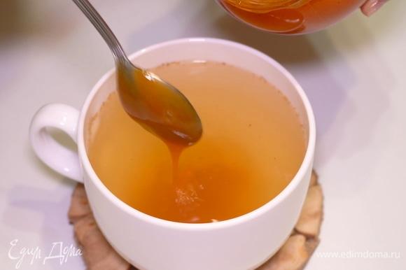 Вместо лимона можно добавить облепиху, перетертую с сахаром, — 1 или 2 чайные ложечки. Чтобы избавиться от косточек и кожуры, я пропускаю ее через сито.