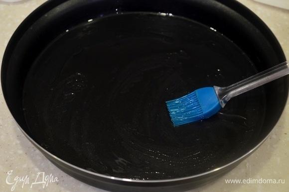 Для приготовления я воспользовалась блюдом Steam+, которое как раз предназначено для приготовления в этой печи и идет в комплекте с микроволновкой. Смажьте маслом блюдо.