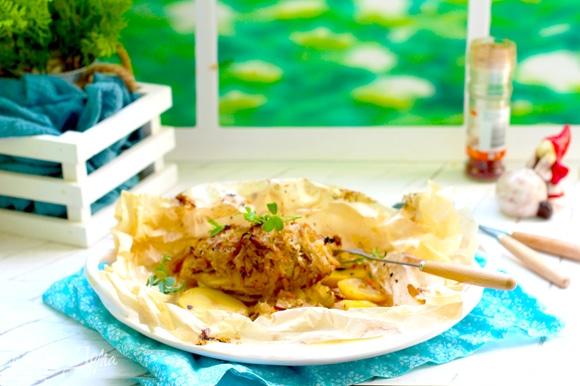 P. S. Я бы добавила при мариновании курицы что-то острое для себя: острой паприки или сычуаньского перца. Зерновая горчица дает мало остроты.