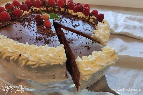 Кроме того, относительно тонкий слой теста делает торт не таким тяжелым. А еще это мой 800-й рецепт на сайте 🙋♂️