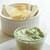 Крем из авокадо с чипсами