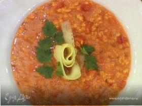 Дхал (индийский пряный суп)