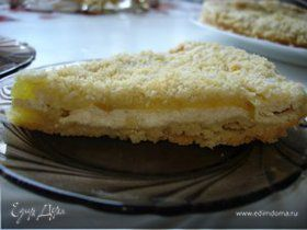 Творожный пирог 122
