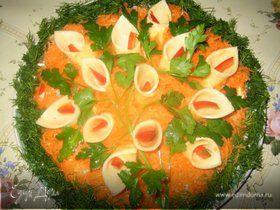 """салат""""Каллы"""""""