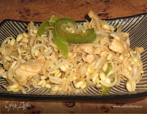 Сычуаньский салат