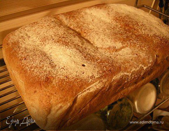 Литовский заварной хлеб