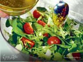 Итальянский овощной салат