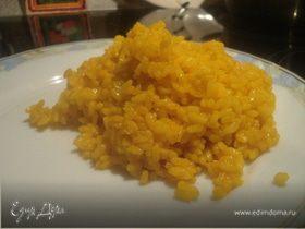 Янтарный рис