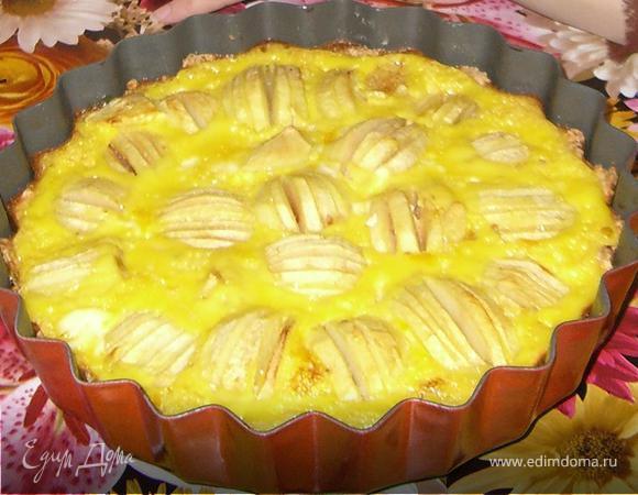 яблочный пирог от Юлии