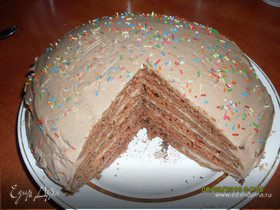 """торт """"Африканка"""""""