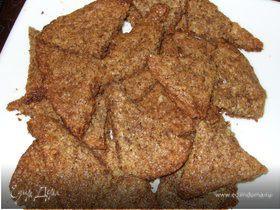 Печенье с шоколадной стружкой