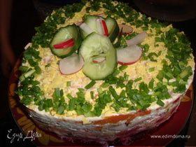 "Салат овощной ""Фигаро"""