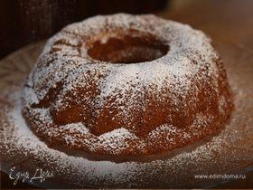 Легкий ванильный бисквит