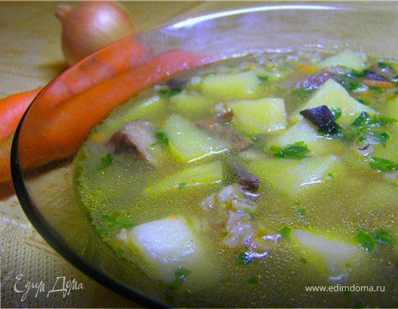 Суп-крупник