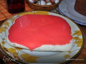 Ванильная пасха с цукатами и миндалём-2