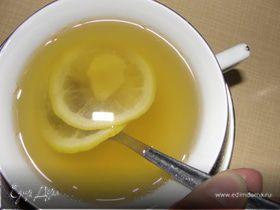 Детский имбирный чай от кашля