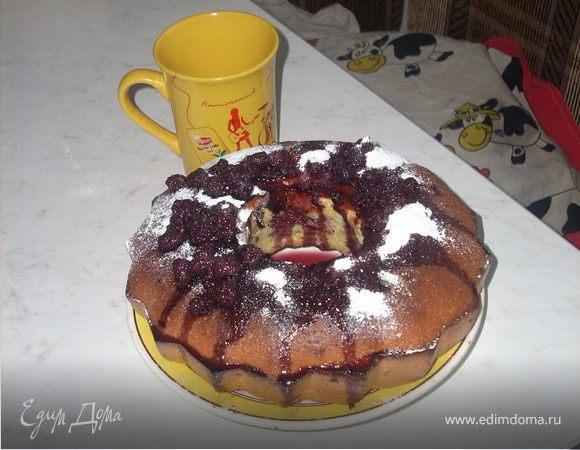 """Кекс """"Ванильный"""""""