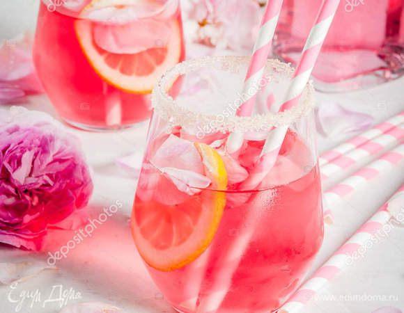 Ликёр из лепестков чайной розы