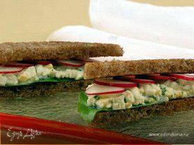 Сэндвич яичный
