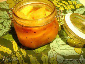 Айвово-лимонный чатни