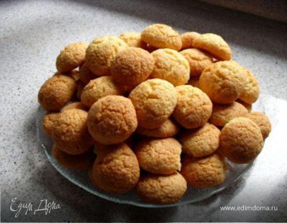 Кокосовые шарики