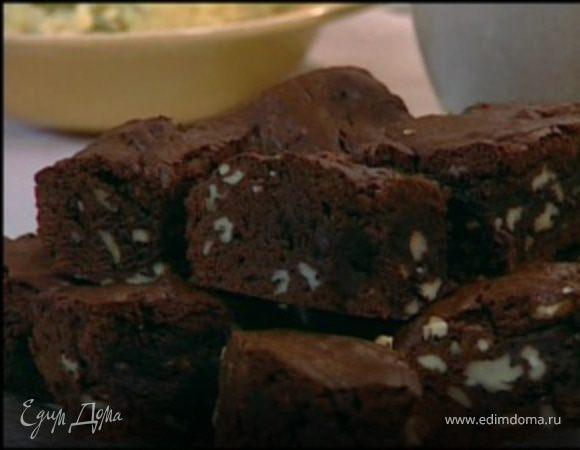"Шоколадный пирог ""Простушка"""