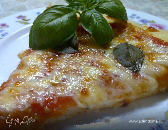 тесто на кефире на пицца рецепт с фото