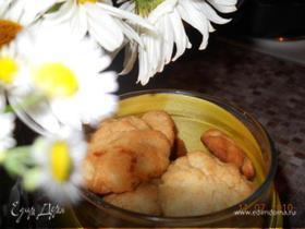 Быстрое печенье с мёдом и корицей