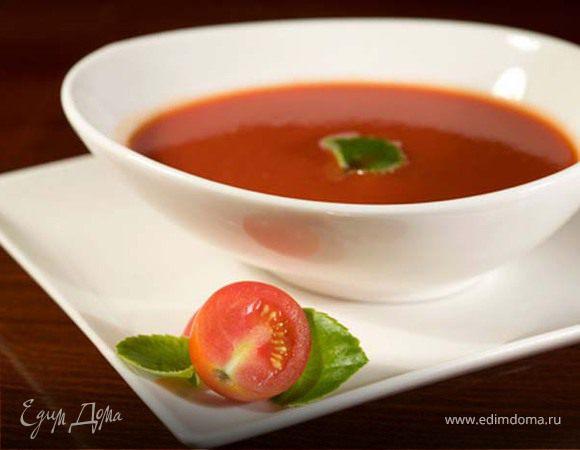 Детский томатный супчик