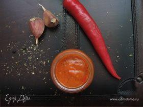 Соус из грилованного перца от CARINA