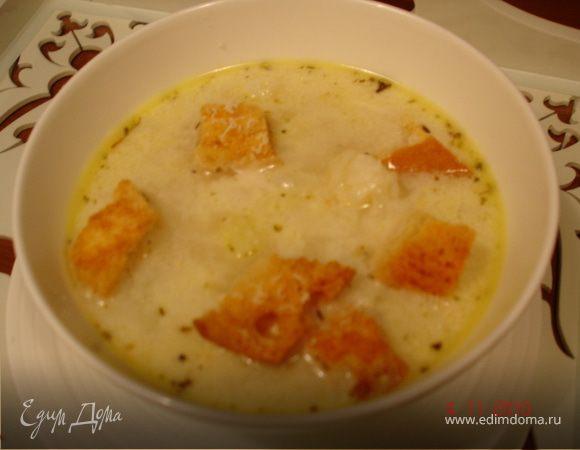 Суп из цветной капусты