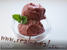Виноградное мороженое