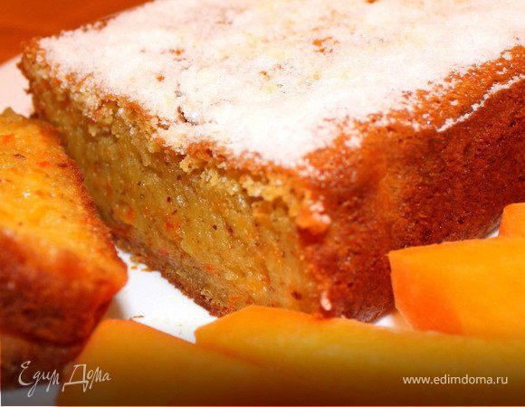 Морковно – тыквенный кекс