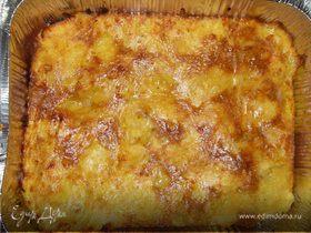 Восточная картофельная запеканка