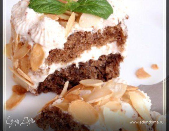 Walnut mini cakes
