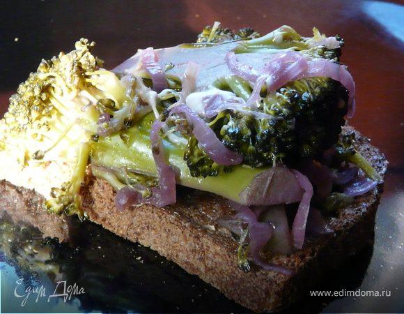 Брокколи по-сицилийски / Broccoli affogati