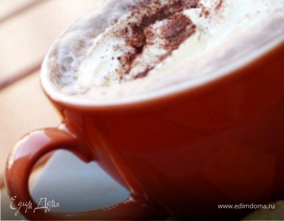 Здоровый горячий шоколад