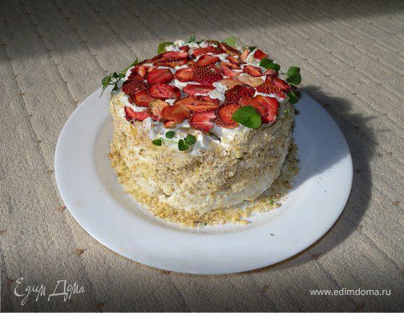 """Торт """"Творожок"""""""