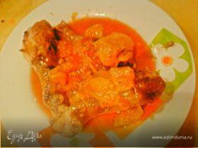 Мандариновый соус