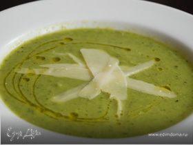 Суп из цукини (zuppa di zucchine)